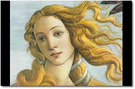 Birth of Venus | Botticelli (1484-1486)
