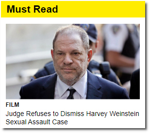 Judge Refuses to Dismiss Harvey Weinstein Sexual Assault Case (20 Dec 2018)
