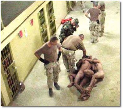 Torture by members of United States military