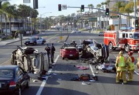 Julie Allen crash