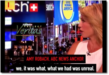 Amy Robach says ABC quashed a goldmine of reporting done on Jeffrey Epstein some 3 years ago (5 Nov 2019)