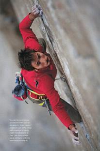 Kevin Jorgeson Climbs El Capitan in Yosemite