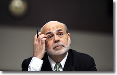 Dr. Bernanke places U.S. economy on terminal life support
