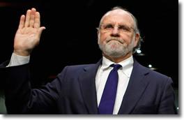 Jon Corzine | Former United States Senator from New Jersey lost $1.2 billion