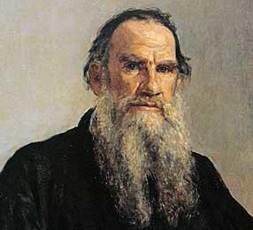 Tolstoy (1828-1910) Russian novelist