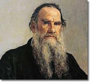 Tolstoy (1828-1910)