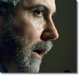 Paul Krugman | Nobel Prize Winning Princeton Economist