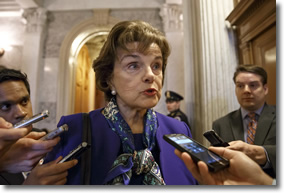 Senator Diane Feinstein Says CIA Spied on Congress