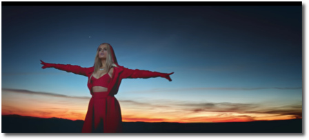 Bebe Rexha | I Got You at sunset