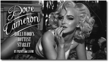 Dove Cameron | Hollywood's hottest starlet
