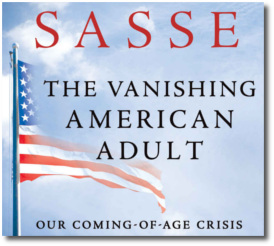 Ben Sasse | The Vanishing American Adult (May 16, 2017)