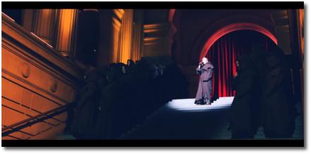 Madonna singing Like a Prayer at the Met Gala (7 May 2018)